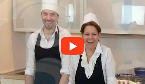 Guarda i video delle nostre ricette